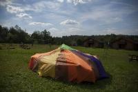 Летний лагерь, август 2014 #караван #инино #праздник_11