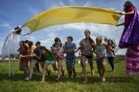Летний лагерь, август 2014 #караван #инино #праздник_12