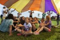 Летний лагерь, август 2014 #караван #инино #праздник_14