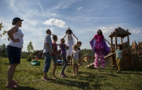 Летний лагерь, август 2014 #караван #инино #праздник_1