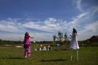 Летний лагерь, август 2014 #караван #инино #праздник_2