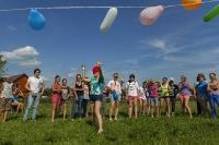 Летний лагерь, август 2014 #караван #инино #праздник_5