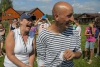 Летний лагерь, август 2014 #караван #инино #праздник_6